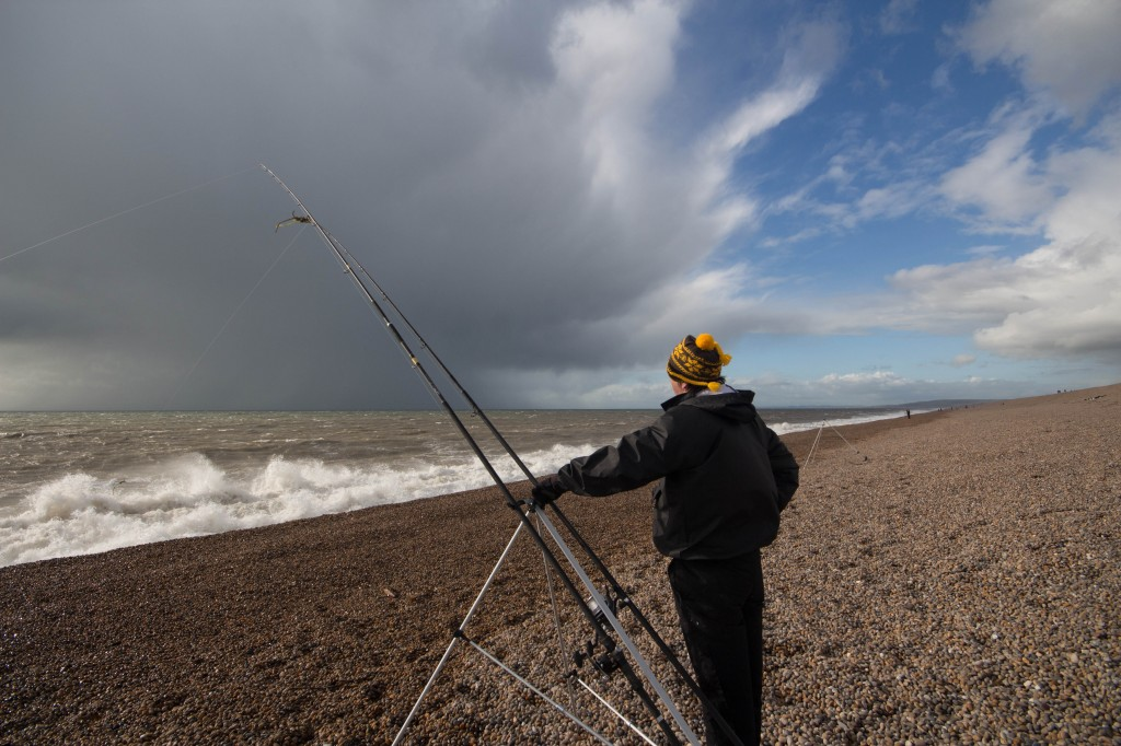 Chesil with Brolly