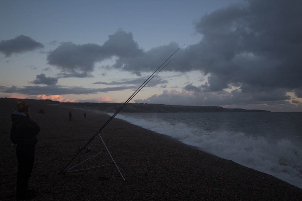 Chesil with Brolly 2