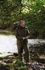 MENS PADDED FISHING JACKET