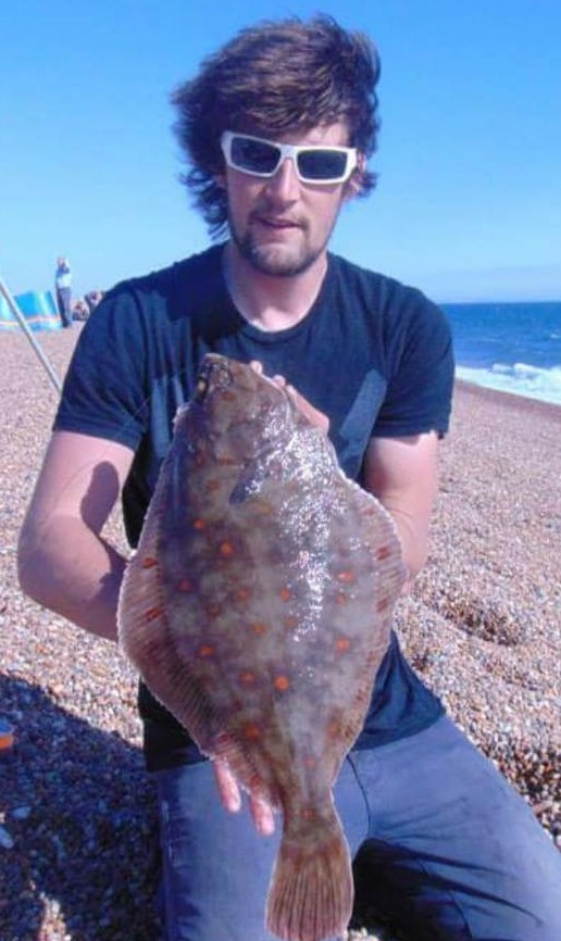 Huge PLaice